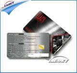 PVC 물자를 가진 Sle5542 Sle5528 접촉 IC 카드 스마트 카드