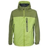 2015 Mens зеленеют водоустойчивую куртку 5000mm