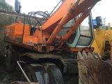 Original usado Hitachi Excavator Ex160wd-1 para Sale