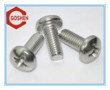 Maschinen-Schraube, Contersunk Hauptmaschinen-Schrauben