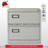 Armario de almacenamiento de la presentación de Metal Anti-Tilt laterales de acero de bloqueo de seguridad de archivos de Office Archivador de carpetas