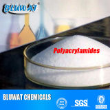 Alto Peso Molecular de poliacrilamida catiónicos floculante PAM para a Fábrica de Papel
