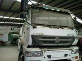 Beiben 채우는 기름을%s 트럭 25-30 리터 유조선 또는 판매를 위한 수송
