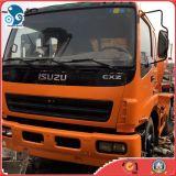 De gebruikte Vrachtwagen van de Mixer van het Cement Isuzu met het Systeem van de Onderbreking van de Olie (8cbm/drum)