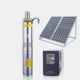 Bomba de água solares DC da bomba de água Submersível Solar