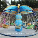 Напольное оборудование парка атракционов стула летания