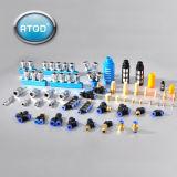 Montaje neumático con el botón azul / (SC / NSE 8-02)