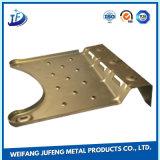 Подгонянный кронштейн металла хорошего качества точности штемпелюющ часть