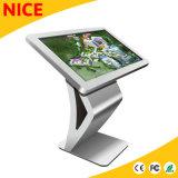 55 LCD van de Totem van de Kiosk van het Scherm van de Aanraking van de Reclame van de duim de Prijs van de Vertoning