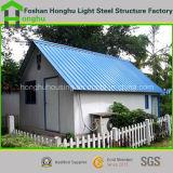 Chalet móvil de la casa de la casa de la azotea de acero prefabricada de Slop