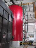 Caldaia a gas verticale economizzatrice d'energia dell'olio di serie