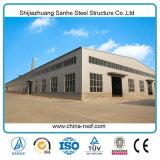 Здание ангара стальной структуры Prebuilt поставщика Китая полуфабрикат для пакгауза