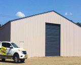 Espacio doble estructura de acero de la luz de prefabricados para Mini garaje (KXD-112)