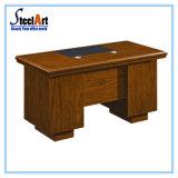 オフィス用家具の管理の木のコンピュータの机