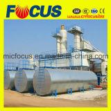 Máquina de mistura do asfalto do preço do competidor, planta de tratamento por lotes do asfalto 80t/H