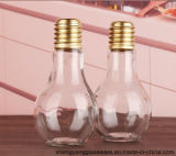Lampen-Birnen-Glasglas/Maurer-Glas mit Metalldeckel
