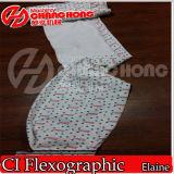 Textiles tejidos máquina de impresión Flexo tambor central/textil tejida máquina de impresión flexo de tambor central