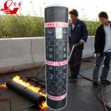 matériau imperméable à l'eau de roulis de flexibilité composée de faisceau de bitume de 2.5mm