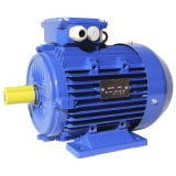 2hma Aluminium Three Phase Asynchronous Induction High Efficiency Electric Motor