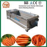 Rondelle de carotte commerciale avec le pinceau de carotte pour la vente de la machine à laver