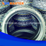 튼튼한 보행 패턴 보증 질 기관자전차 타이어 110/90-17, 90/90-19