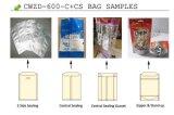 Rückseitige Multifunktionsdichtungs-lamellierte Plastiktasche, die Maschine herstellt