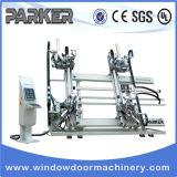 Eckschweißgerät der Belüftung-Fenster-Tür CNC-Vertikale-vier
