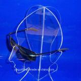 Visualizzazione diritta libera degli occhiali da sole di Eyewear dell'acrilico