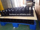 Heißer Verkaufmatt-schwarzer Edelstahl 316 Glaszapfen