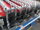 Machine modulaire unique de formage de feuilles de tuile d'acier inoxydable de modèle