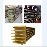 Rack de supermercados simples do tipo normal