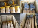 219mm 나사형 콘베이어를 사용하는 구체적인 섞는 플랜트