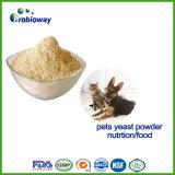 Добавки питания дополнения еды любимчика кота энзимов Probiotics дрождей