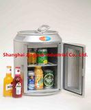 refrigerador portátil do carro 20L para o refrigerador do recipiente do polietileno