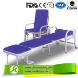 Hospital Acompanhar Cama cadeira de madeira de luxo
