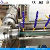 PVCファイバーのかぎ針で編む管のホースの押出機機械または圧力ホースの押出機