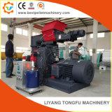 El Aserrín automático/cascarilla de arroz/máquina de fabricación de pellets biomasa