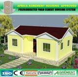Casa do recipiente do projeto moderno 20FT/materiais de construção novos do edifício