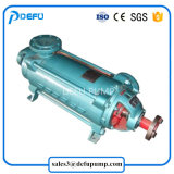 Dg água quente da bomba de água de alimentação da caldeira com motor eléctrico