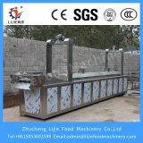 Frigideira da correia contínua/máquina profundas frigideira do alimento