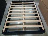 Battere giù la base poco costosa della base di legno solido del pacchetto della casella