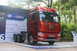 費用有効FAWの解放J6pの大型トラックのパイロット南バージョン460馬力6X4トラクター