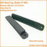 해결책을 추적하는 자산을%s UHF 장거리 8-10 미터 RFID 꼬리표
