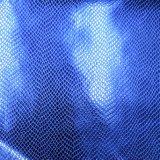 Обувная кожа мешка PU кожи змейки зеркала поверхностная искусственная