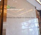 ホテルのカウンタートップの台所上棒上のためのM712天使のベージュ大理石の平板