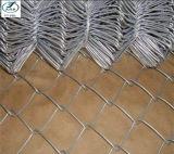 Ячеистая сеть всего сбывания гальванизированная и нержавеющая звена цепи загородки