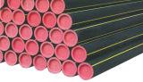 Tubo del PE de la gama completa para la línea de gas fábrica