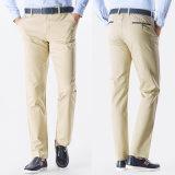 Homens de alta qualidade personalizada Chino Calças de trabalho de Lazer