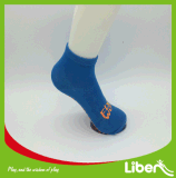 Mais vendidos Custom Anti Slip Trampoline Socks Jump Socks