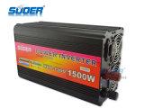 Suoer 1500W 24V 220V del inversor de la potencia de la red con el cargador (HAD-1500D)